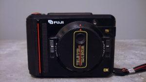 Fuji TW-3 half-frame camera