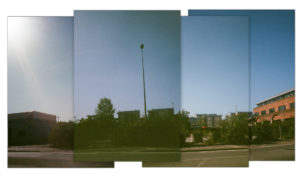outside photomontage
