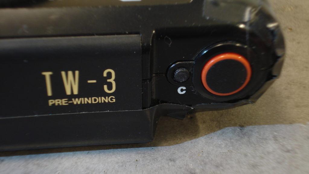 Fuji TW-3 camera