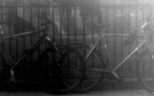 Bikes in Oxford